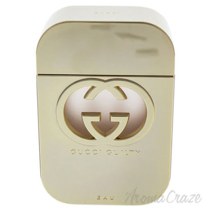 Gucci Guilty Eau by Gucci for Women - 2.5 oz EDT Spray (Test