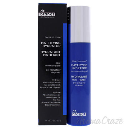 Pores No More Mattifying Hydrator Pore Minimizing Gel by Dr.