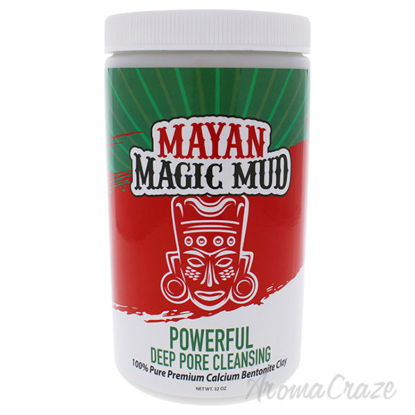 Powerful Deep Pore Cleansing Clay by Mayan Magic Mud for Uni