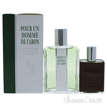Pour Un Homme De Caron by Caron for Men - 2 Pc Gift Set