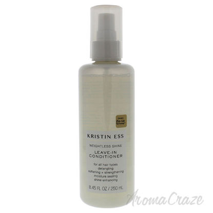 Weightless Shine Leave In Conditioner by Kristin Ess for Uni