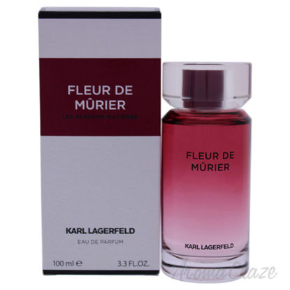 Fleur de Murier by Karl Lagerfeld for Women - 3.3 oz EDP Spr