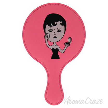 Beauty Aurore Hand Mirror - Pink by Ooh Lala for Women - 1 P