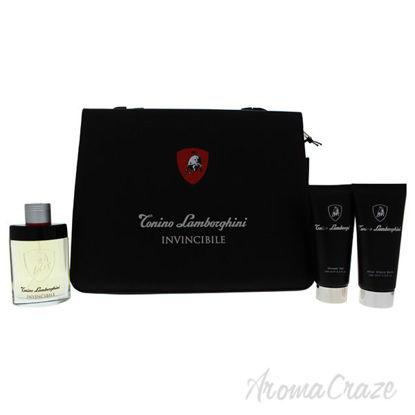 Invincibile by Tonino Lamborghini for Men - 4 Pc Gift Set 4.