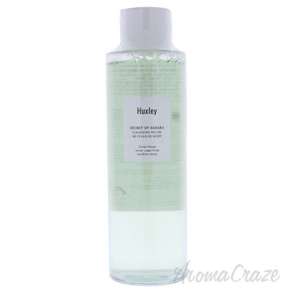 Secret Of Sahara Cleansing Water by Huxley for Unisex - 6.76