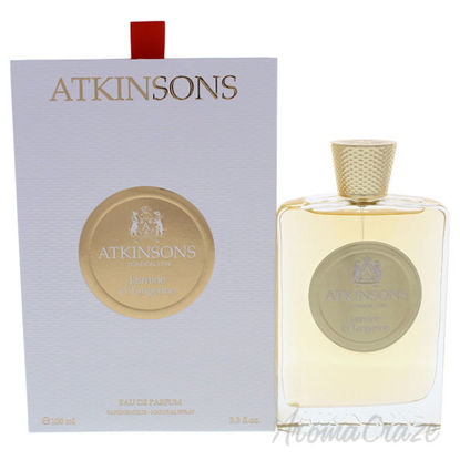 Jasmine In Tangerine by Atkinsons for Women - 3.3 oz EDP Spr