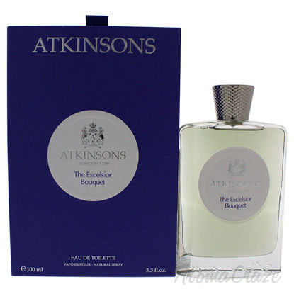 The Excelsior Bouquet by Atkinsons for Women - 3.3 oz EDT Sp