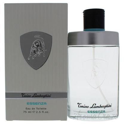 Essenza by Tonino Lamborghini for Men - 2.5 oz EDT Spray
