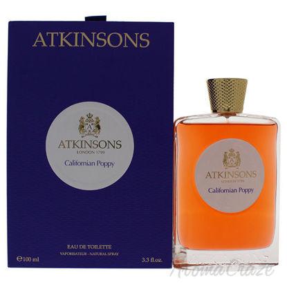 Californian Poppy by Atkinsons for Women - 3.3 oz EDT Spray