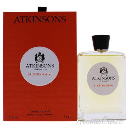 24 Old Bond Street by Atkinsons for Men - 3.3 oz EDC Spray
