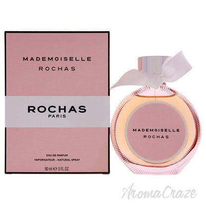 Mademoiselle Rochas by Rochas for Women - 3 oz EDP Spray