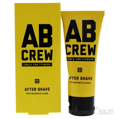 Ab Crew After Shave by Ab Crew for Men - 2.3 oz Shave Cream