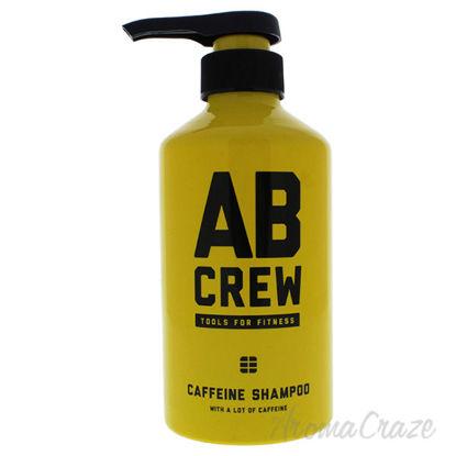 Ab Crew Caffeine Shampoo by Ab Crew for Men - 16 oz Shampoo