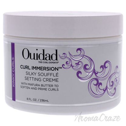 Curl Immersion Silky Souffle Setting Creme by Ouidad for Uni