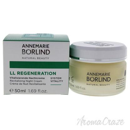LL Regeneration System Vitality Revitalizing Night Cream by