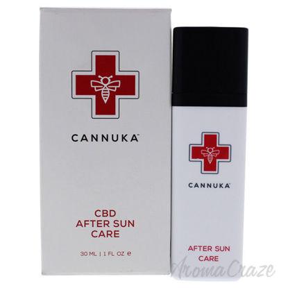 CBD After Sun Care by Cannuka for Unisex - 1 oz Moisturizer