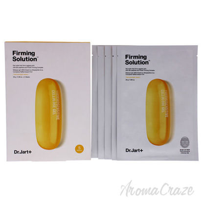 Firming Solution Gel Mask by Dr. Jart+ for Unisex - 5 Pc Mas