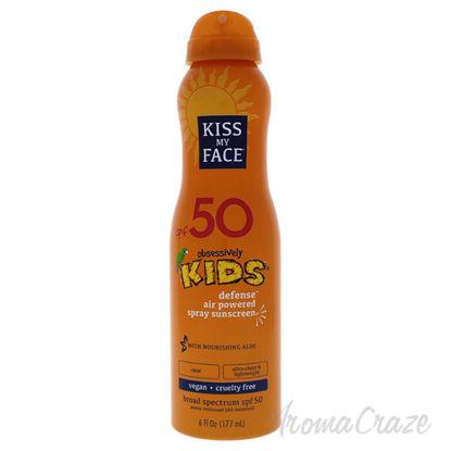 Kids Defense Air Powered Spray Sunscreen SPF 50 by Kiss My F