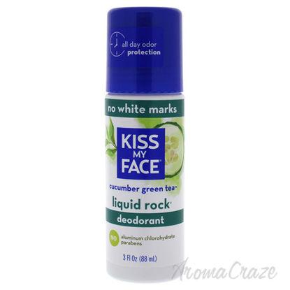 Liquid Rock Deodorant Roll-On - Cucumber Green Tea by Kiss M