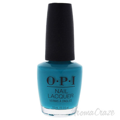 Nail Lacquer - NL N74 Dance Party Teal Dawn by OPI for Women