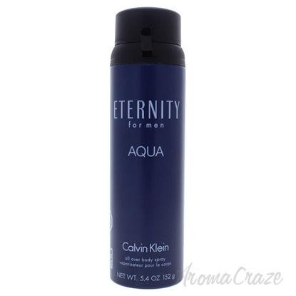 Eternity Aqua by Calvin Klein for Men - 5.4 oz Body Spray