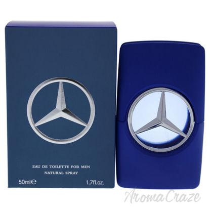 Mercedes-Benz Man Blue by Mercedes-Benz for Men - 1.7 oz EDT
