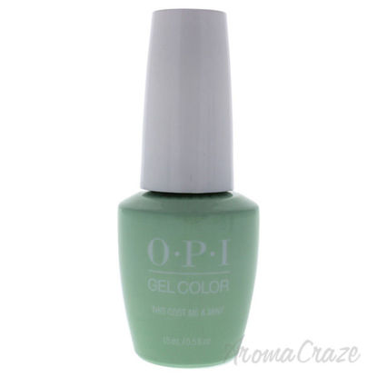 GelColor - T72 This Cost Me a Mint by OPI for Women - 0.5 oz