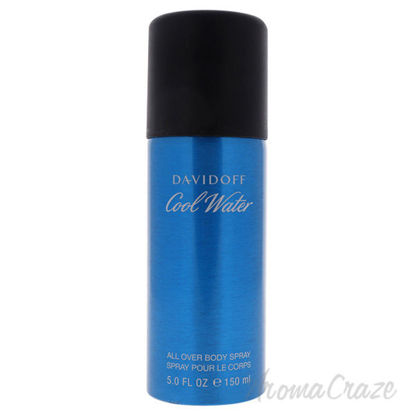 Cool Water All Over Body Spray by Davidoff for Men - 5 oz Bo