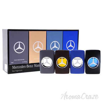 Mercedes-Benz Man by Mercedes-Benz for Men - 4 Pc Mini Gift