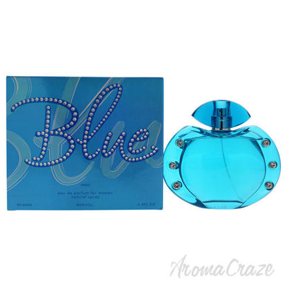 Blue by Geparlys for Women - 3.4 oz EDP Spray