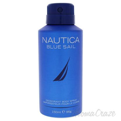 Nautica Blue Sail Deodorant Body Spray by Nautica for Men -