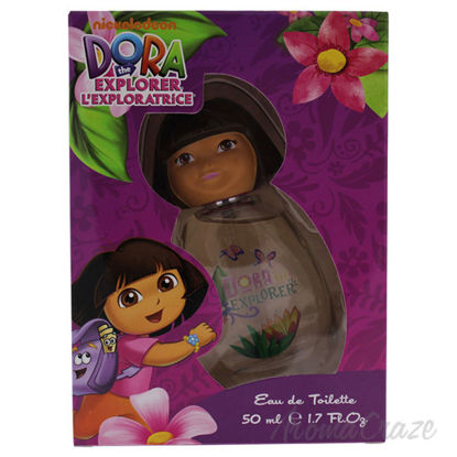 Dora the Explorer by Marmol and Son for Kids - 1.7 oz EDT Sp