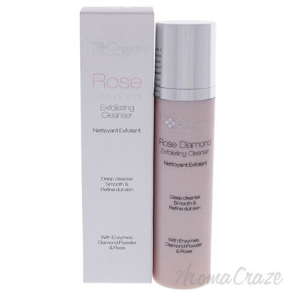 Rose Diamond Exfoliating Cleanser by The Organic Pharmacy fo