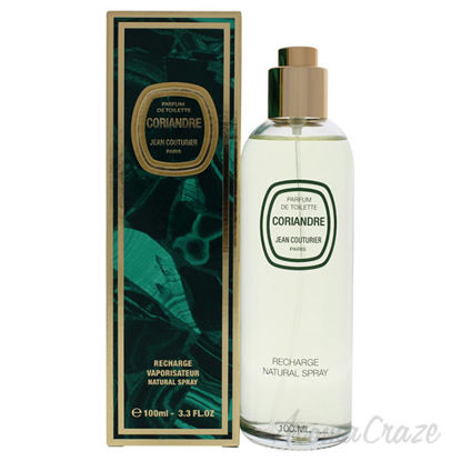 Coriandre by Jean Couturier for Women - 3.3 oz PDT Spray (Re