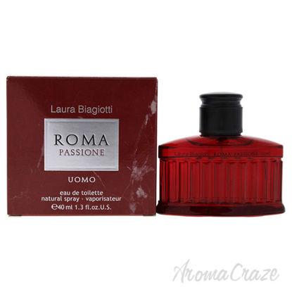 Roma Passione by Laura Biagiotti for Men - 1.3 oz EDT Spray