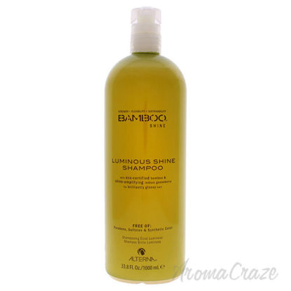 Bamboo Shine Luminous Shine Shampoo by Alterna for Unisex -