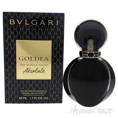 Goldea The Roman Night Absolute by Bvlgari for Women - 1.7 o