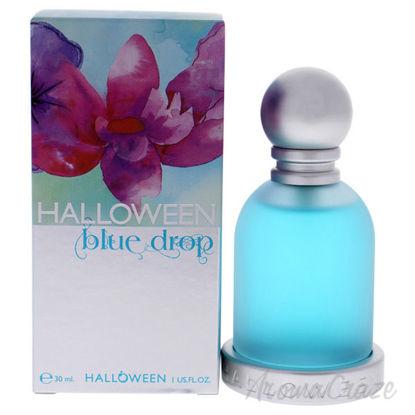 Halloween Blue Drop by J. Del Pozo for Women - 1 oz EDT Spra