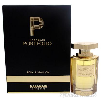 Portfolio Royale Stallion by Al Haramain for Men - 2.5 oz ED