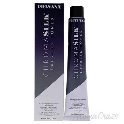 ChromaSilk Express Tones - Clear by Pravana for Unisex - 3 o