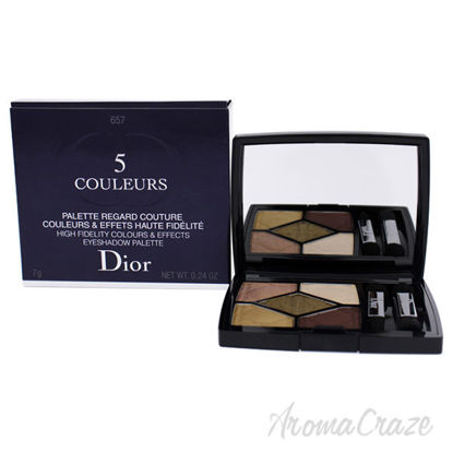 5 Color High Fidelity Colours And Effects Eyeshadow Palette