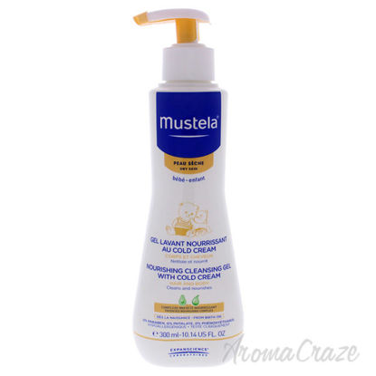 Nourishing Cleansing Body Gel with Cold Cream by Mustela for