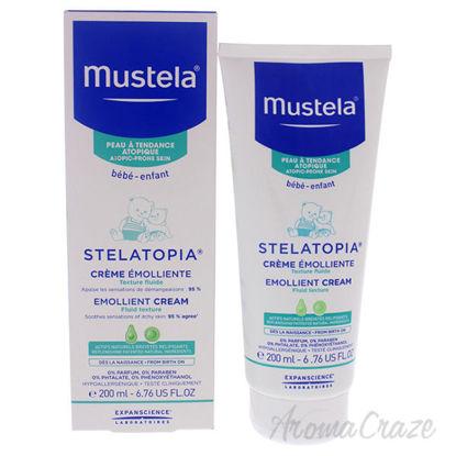 Stelatopia Emollient Cream by Mustela for Kids - 6.7 oz Crea