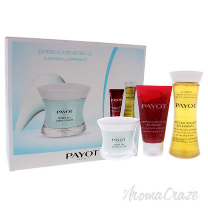 Hydra 24 Plus Creme Glacee Set by Payot for Women - 3 Pc 1.7