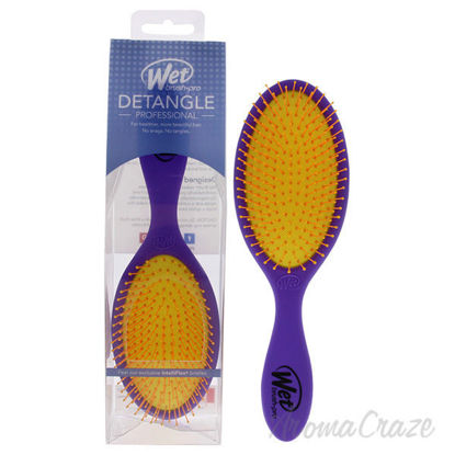Wet Brush Pro-Detangler - Neon-Plum Party by Wet Brush for U