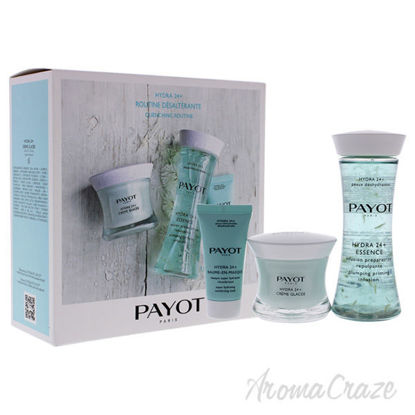 Hydra 24 Plus Quenching Routine by Payot for Women - 3 Pc 1.