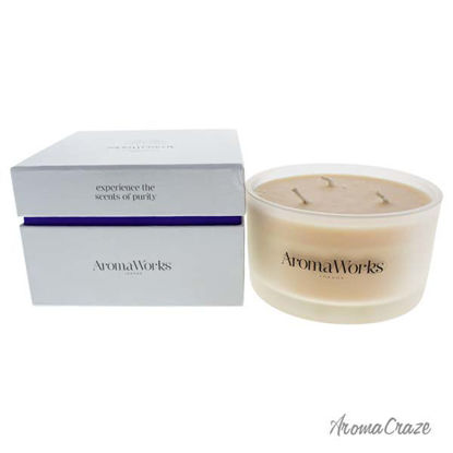 Soulful Candle 3 Wick Large by Aromaworks for Unisex - 1 Pc