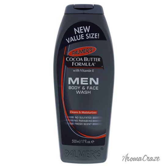 Cocoa Butter Men Body and Face Wash by Palmers for Men - 17