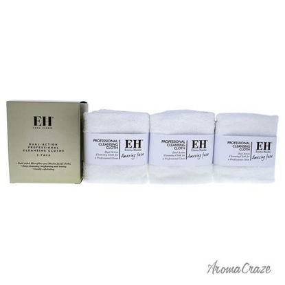 Dual Action Cleansing Cloth by Emma Hardie for Women - 3 Pc