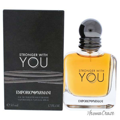 Stronger With You by Emporio Armani for Men - 1.7 oz EDT Spr